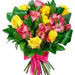 доставка цветов Анапа оплата картой